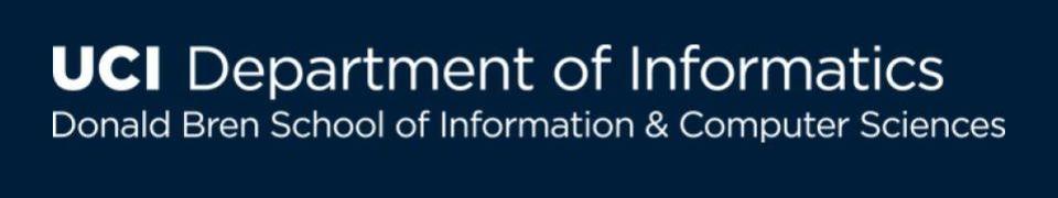 University of California Irvine Department of Informatics