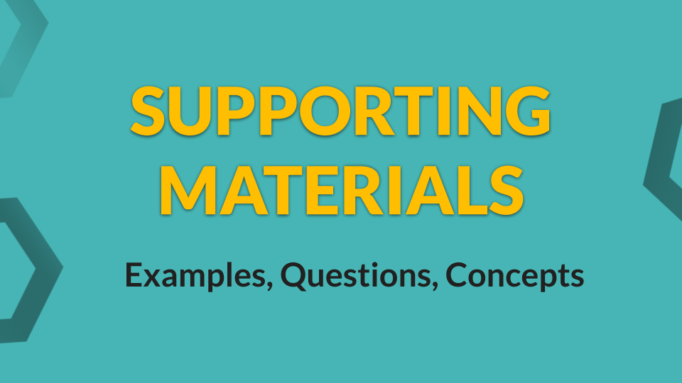 Cover image for VtP Supporting Materials Essay