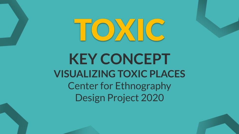 cover for VtP concept essay on toxics
