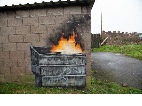 Banksy Port Talbot